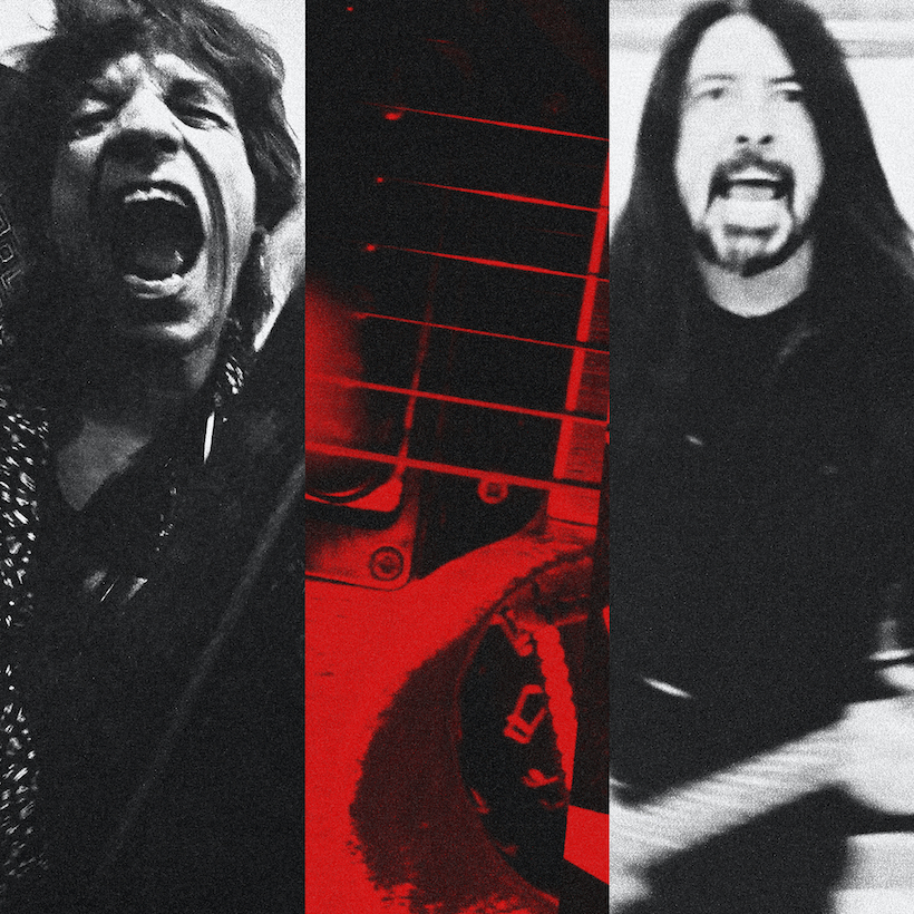 News – Mick Jagger & Dave Grohl – Eazy Sleazy