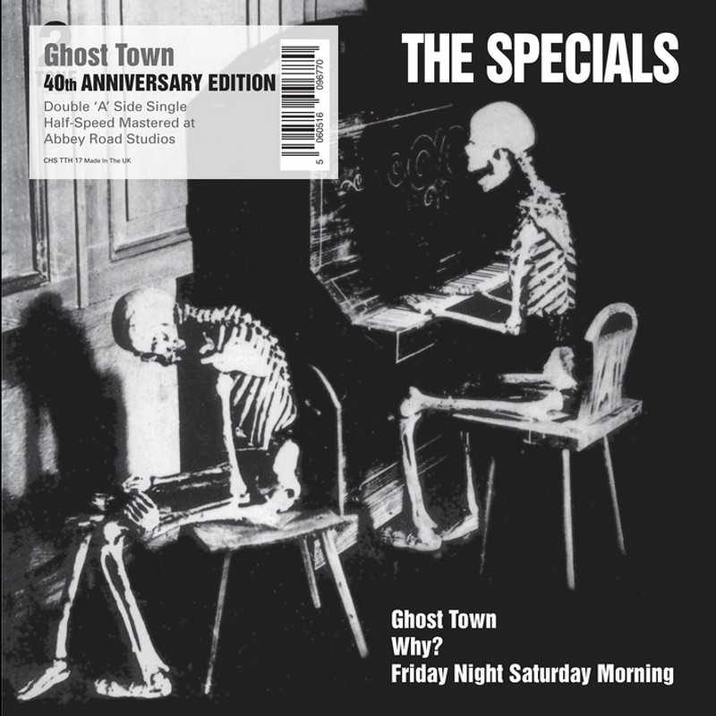 News – The Specials – Ghost Town – 40th Anniversary Edition
