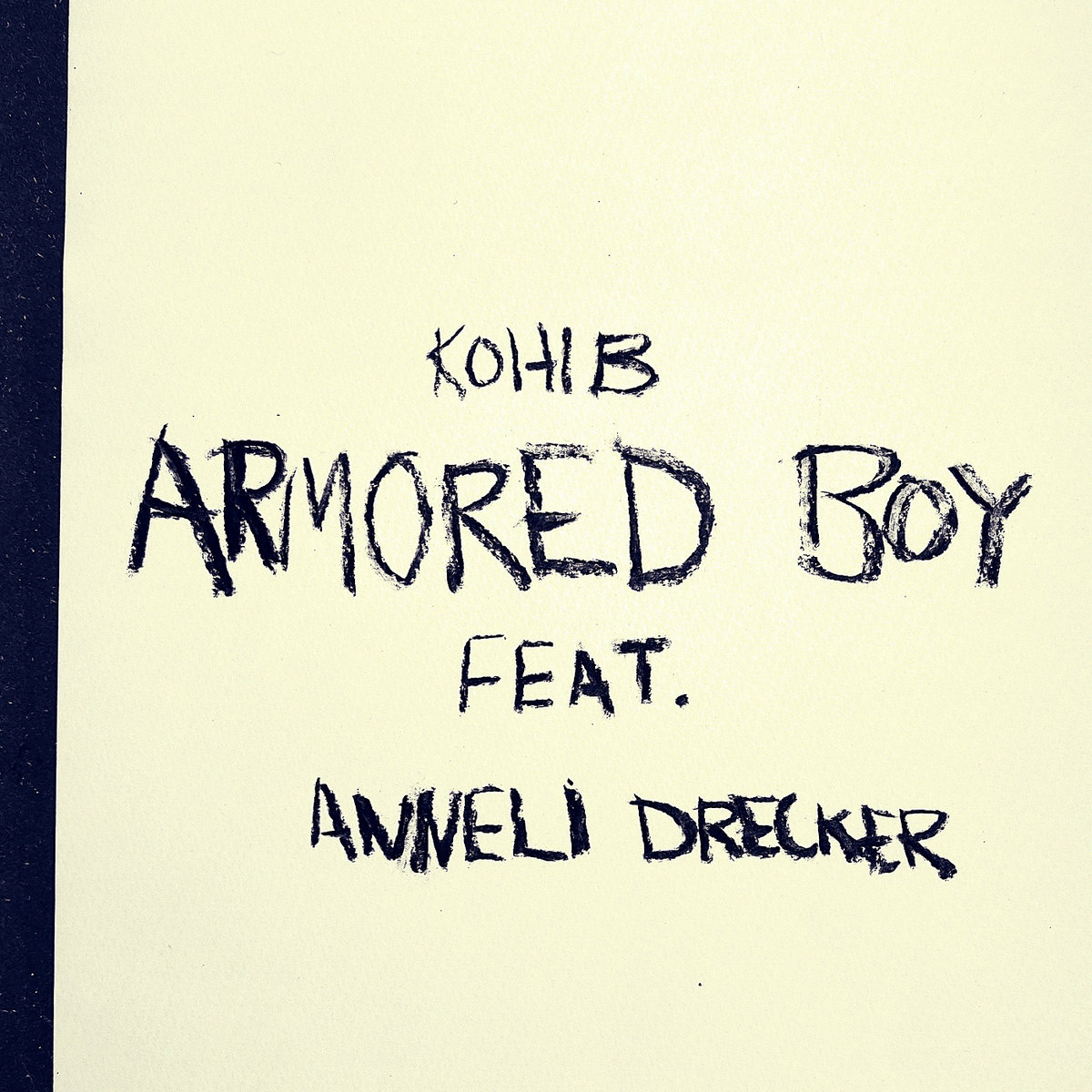 News – Kohib – Armored Boy (featuring Anneli Drecker)