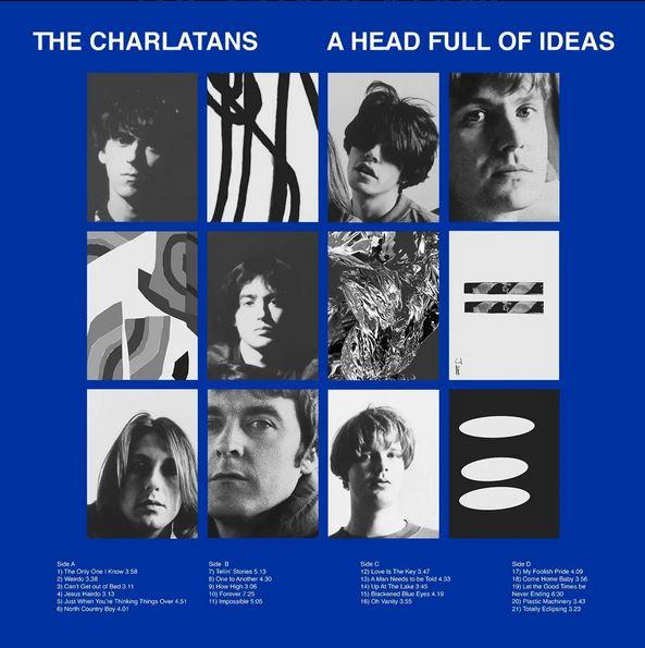 News – The Charlatans – A Head Full Of Ideas