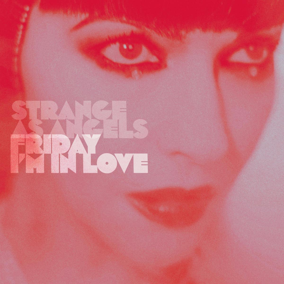 News – Strange as Angels – Chrystabell sings The Cure – Friday I'm in Love