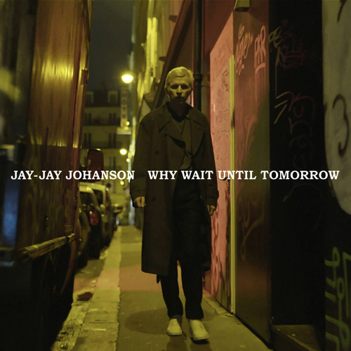 Single of the week – Jay-Jay Johanson – Why Wait Until Tomorrow (Timmy Timid Cats & Dogs Remix)