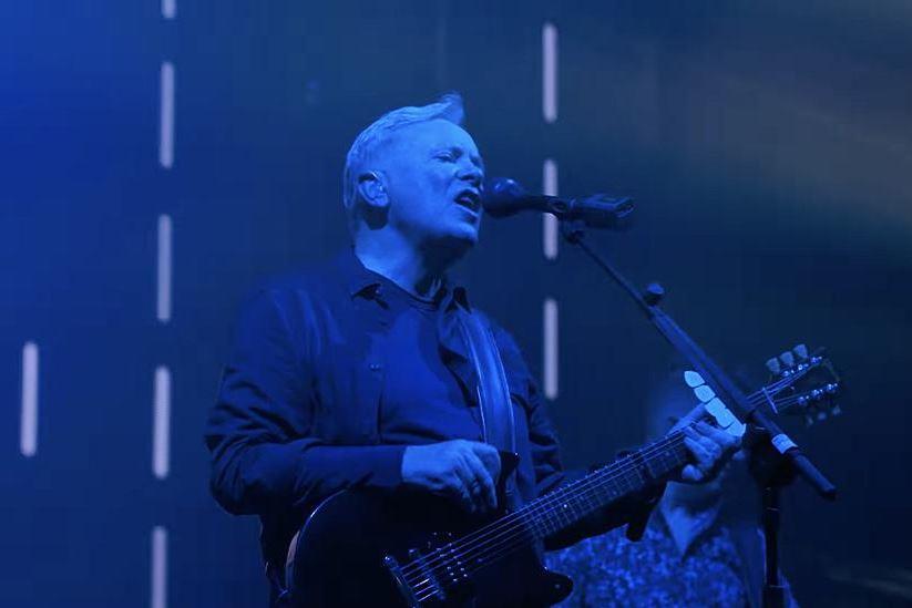News – New Order – The Perfect Kiss (Live at Alexandra Palace)