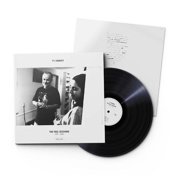 News – PJ Harvey – The Peel Sessions 1991-2004 – Réédition