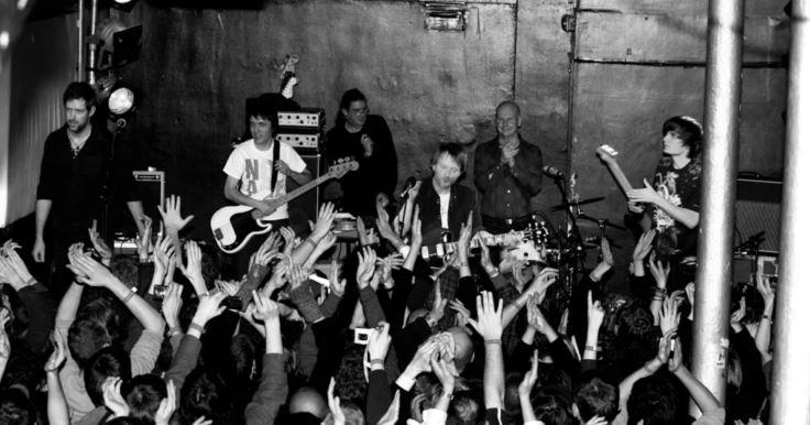 News – Radiohead – Live From 93 Feet East, London (January 2008) – Webcast Series