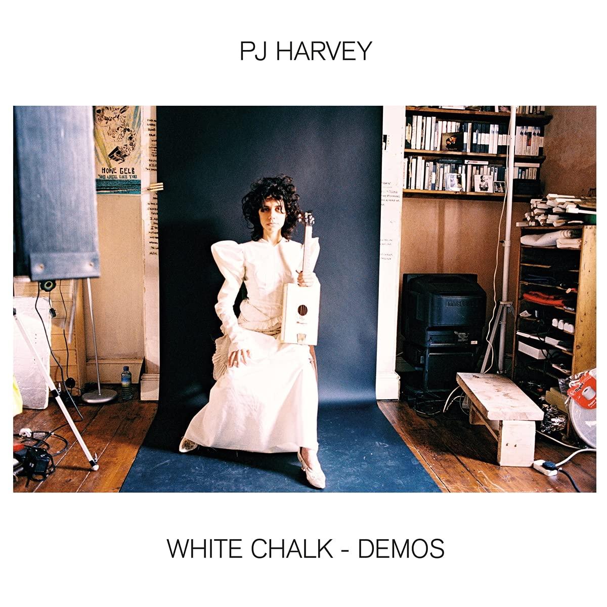 News – PJ Harvey – White Chalk