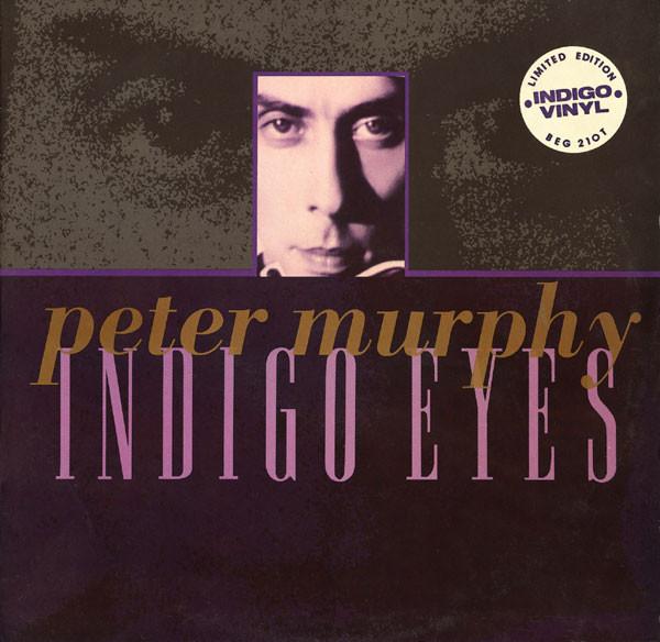 News – Peter Murphy – Indigo Eyes