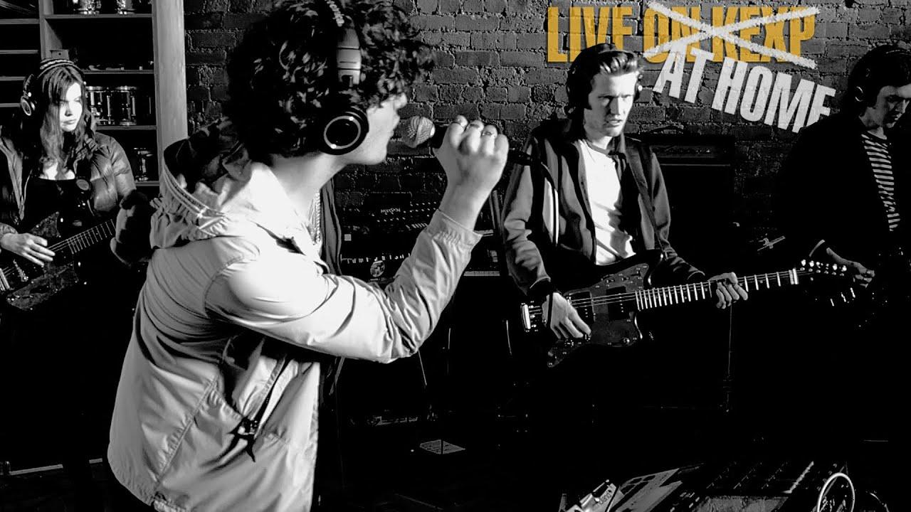Le Live de la semaine – Working Men's Club – Live on KEXP at Home