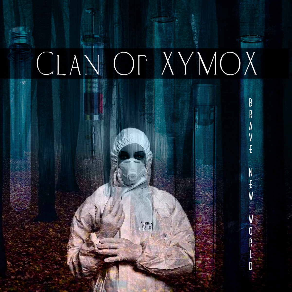 Single of the week – Clan Of Xymox – Brave New World