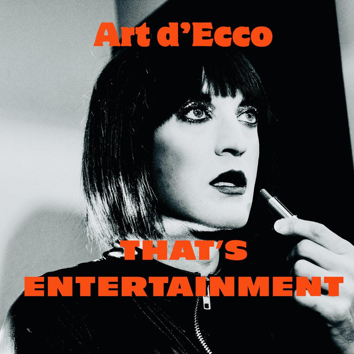 News – Art d'Ecco – That's Entertainment (The Jam cover)