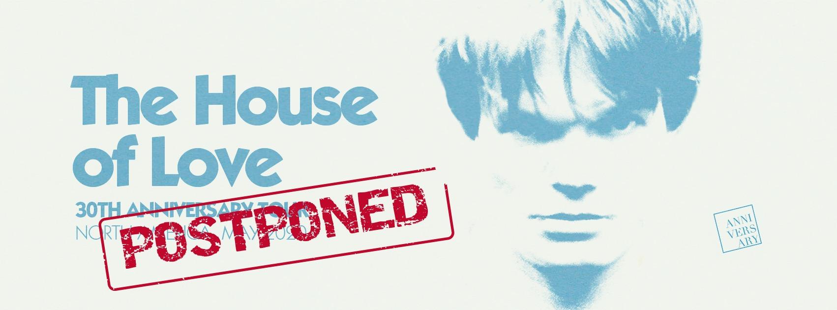 News – The House of Love – Album et tournée américaine