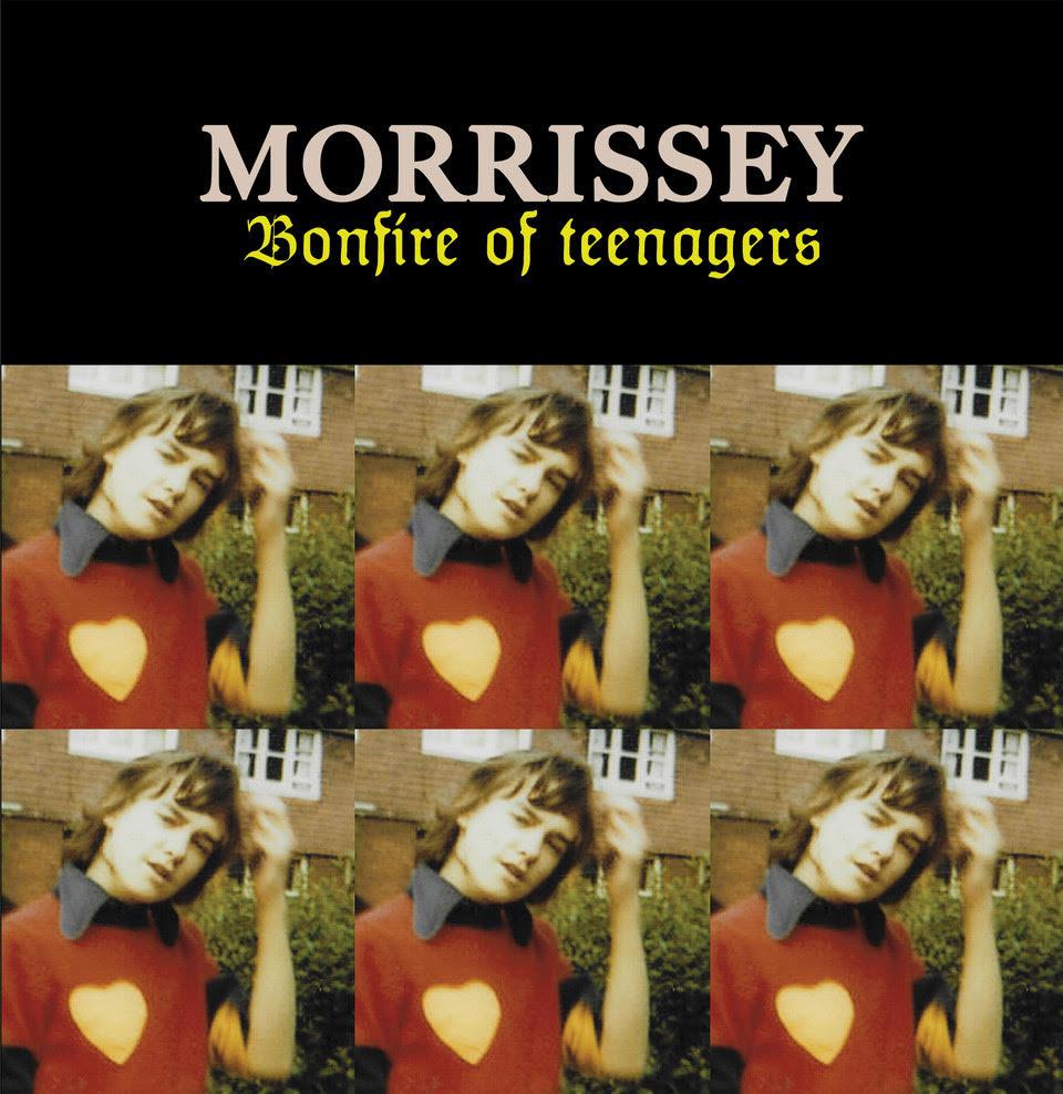 News – Morrissey – Bonfire of Teenagers