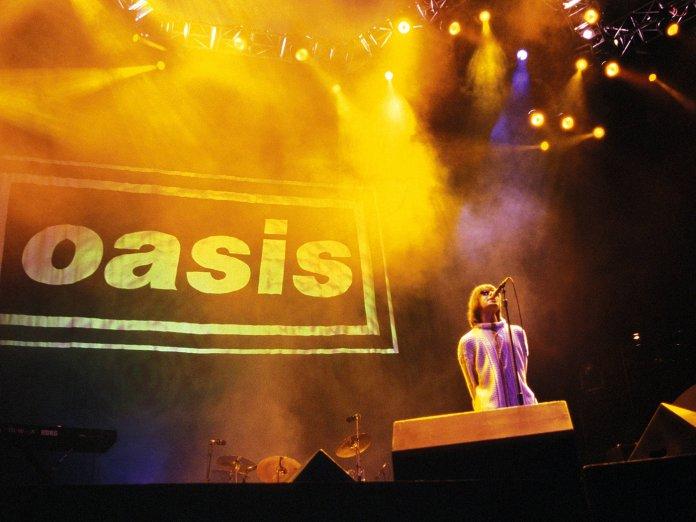 News – Oasis – Knebworth film