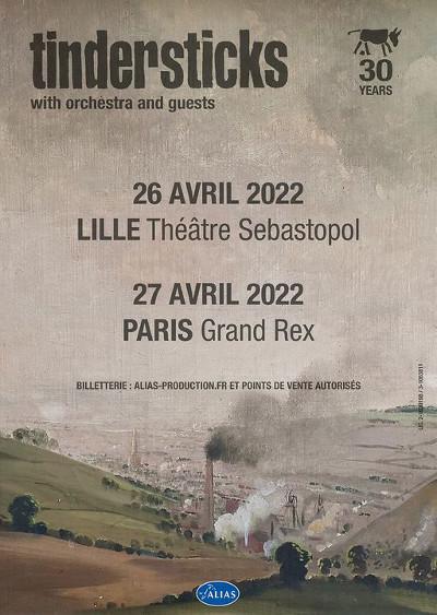 Bientôt En Concert Chez Nous – Tindersticks – Tournée anniversaire 2022