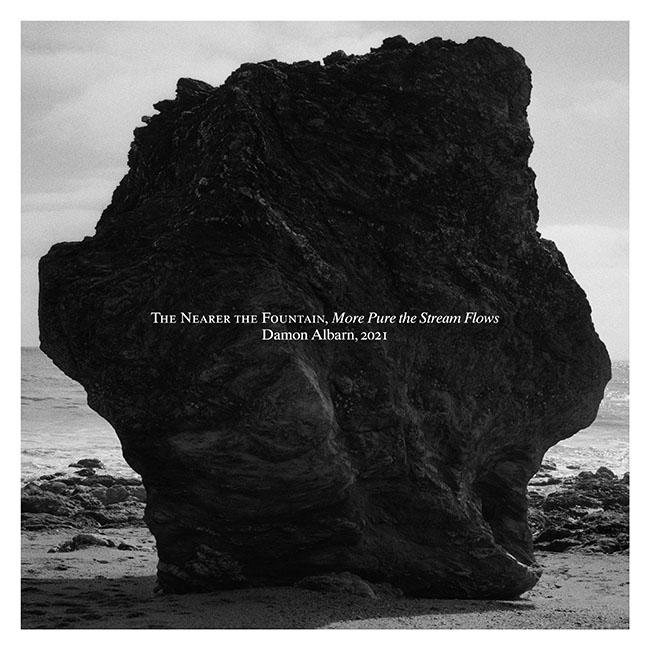 News – Damon Albarn – The Nearer The Fountain, More Pure The Stream Flows