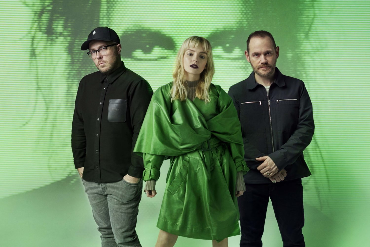 News – CHVRCHES – How Not To Drown (Robert Smith Remix)