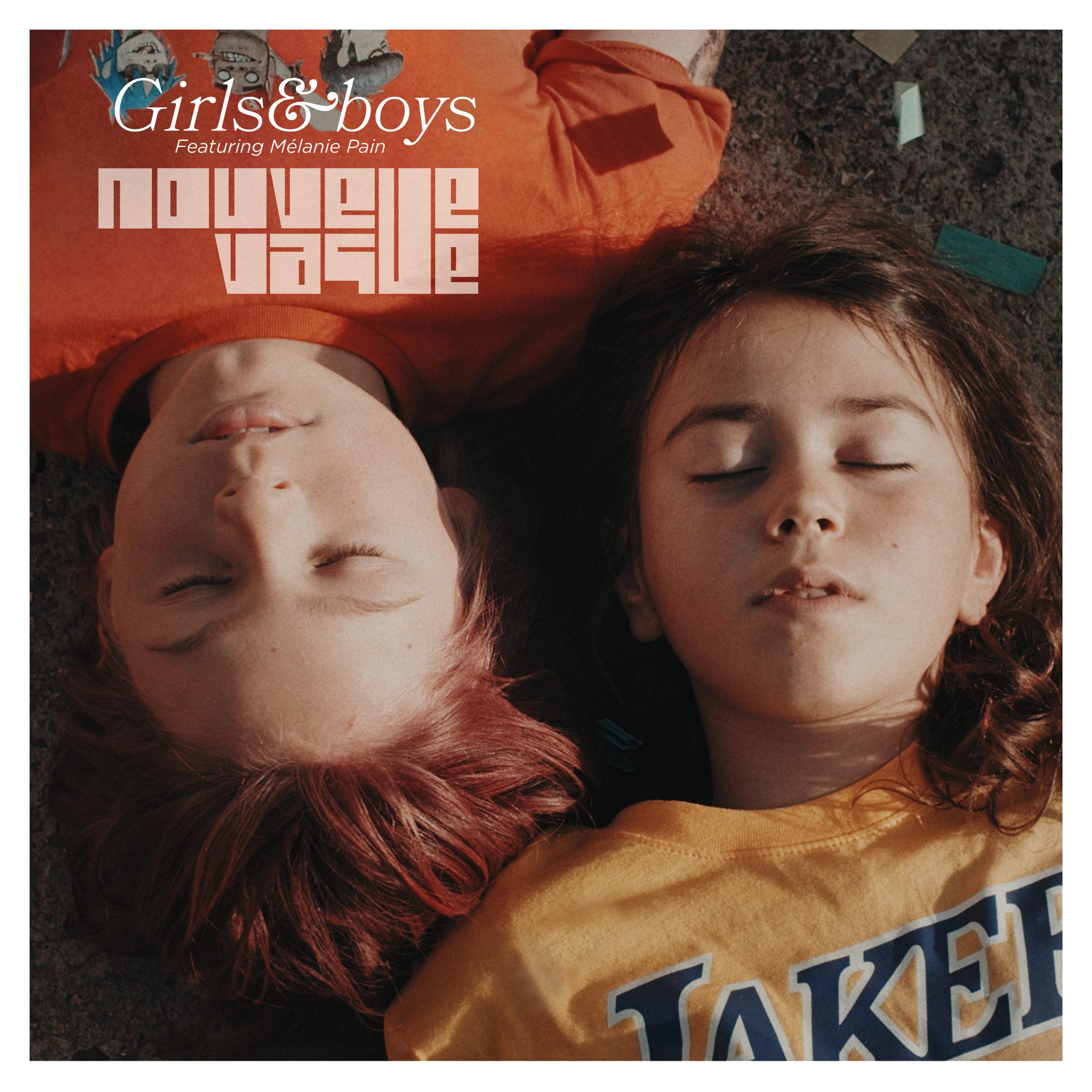 News – Nouvelle Vague feat. Mélanie Pain – Girls & Boys (Blur cover)