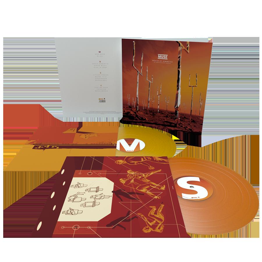 News – Muse – Megalomania (XX Anniversary RemiXX).