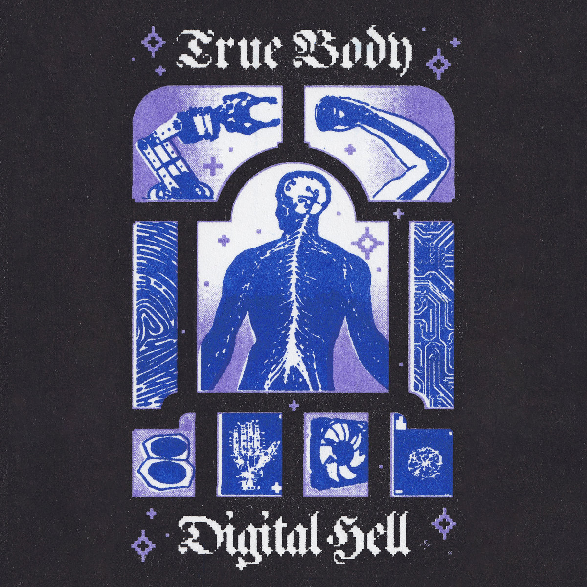 Post-punk shivers – True Body & Digital Hell