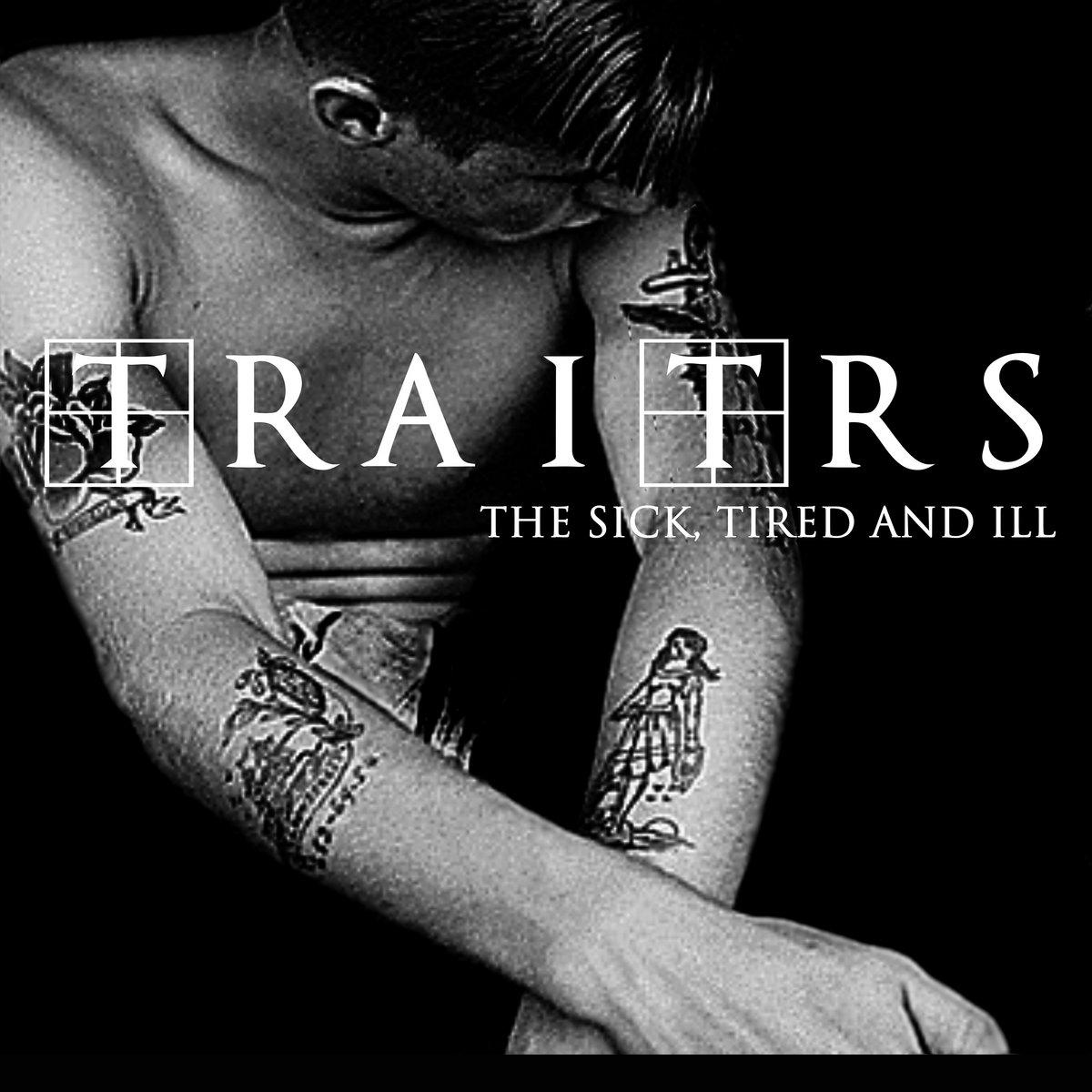 Post-punk shivers – TRAITRS – Madgalene