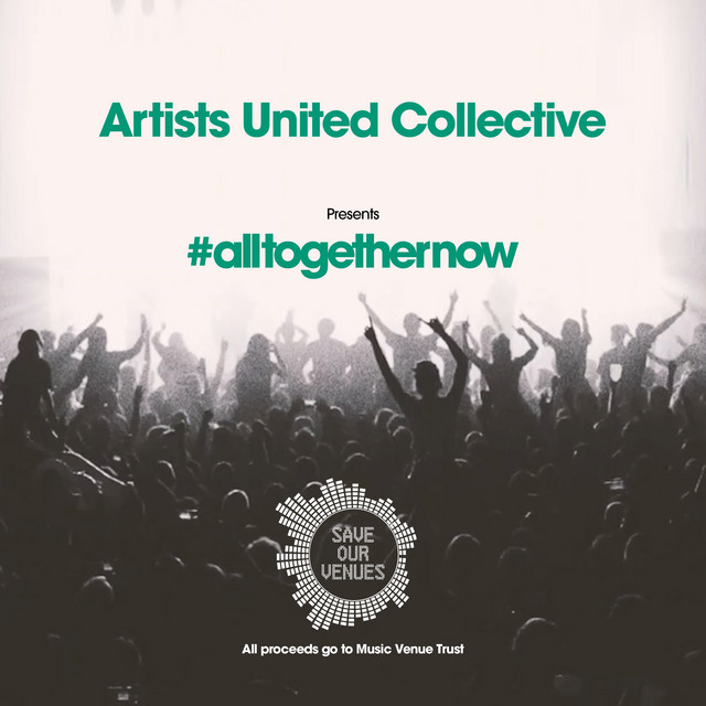 Curiosities – Artists United Collective – All Together Now – The Farm cover