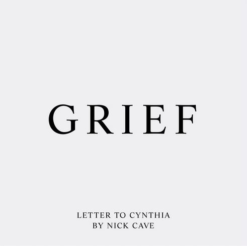 News – Nick Cave – Letter to Cynthia