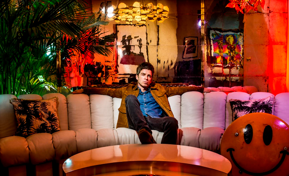 News – Noel Gallagher's High Flying Birds – Flying On The Ground