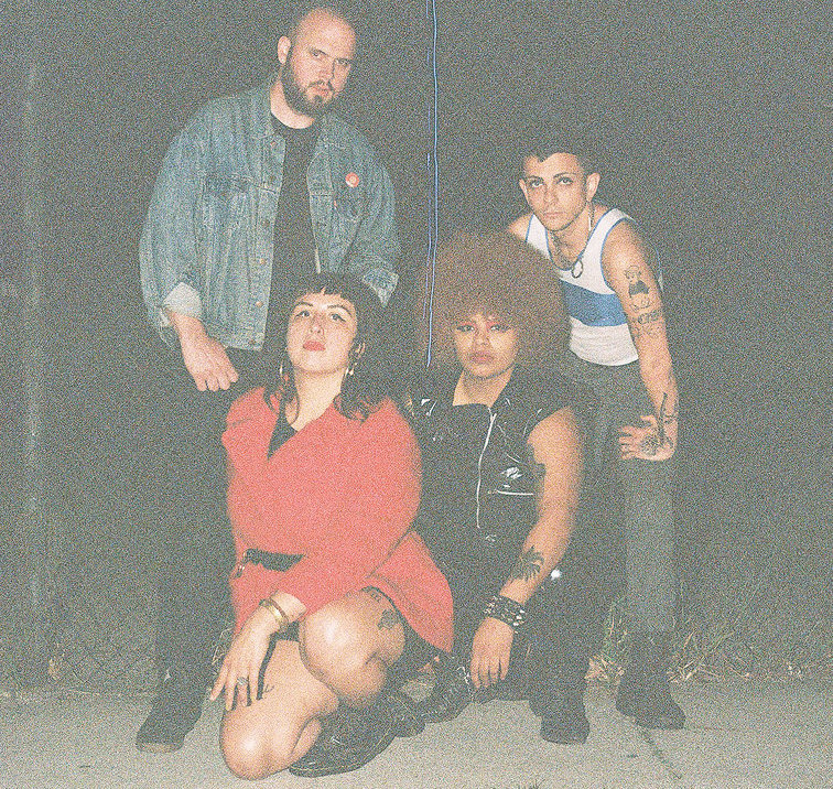 Post-punk shivers – Special Interest – Street Pulse Beat (Official Conspiracy)