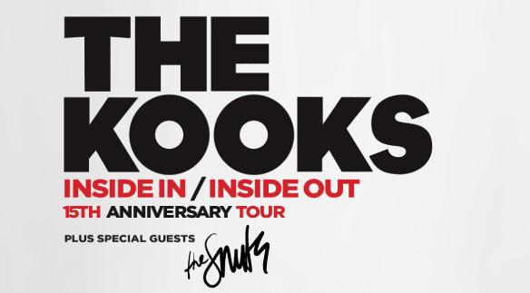 Bientôt En Concert Chez Nous – The Kooks en tournée en 2022