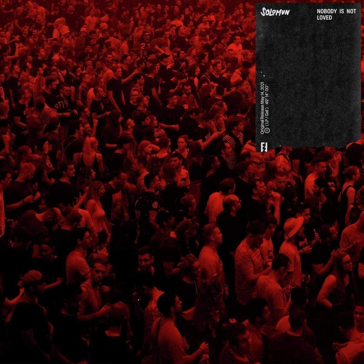 Electro News @ – Solomun feat. Tom Smith – Nobody Is Not Loved