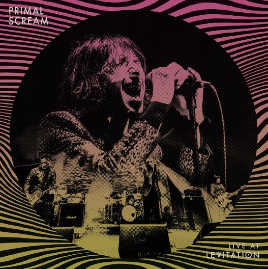 Le Live de la semaine – Primal Scream – Live at Levitation