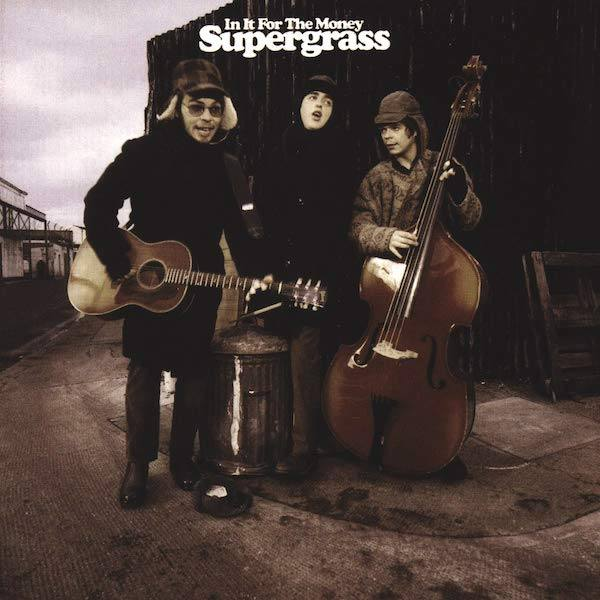 News – Supergrass – In It For The Money
