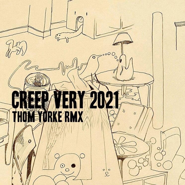 News – Thom Yorke feat. Radiohead – Creep (Very 2021 Rmx)