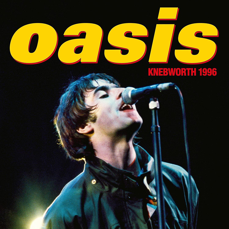 News – Oasis – Knebworth 1996
