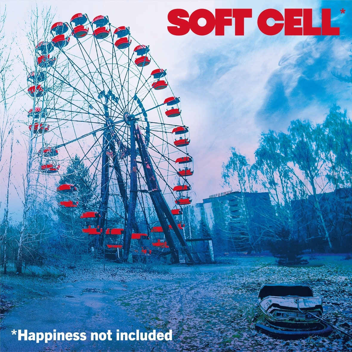 Electro News @ – Soft Cell –Happiness Not Included