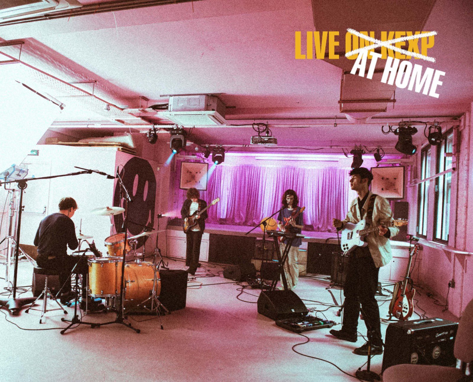 Le Live de la semaine – The Lounge Society – Full Performance (Live on KEXP at Home)