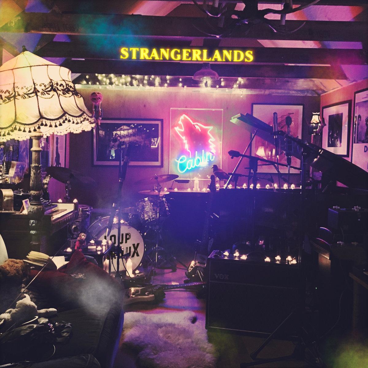 News – Loup GarouX – Strangerlands