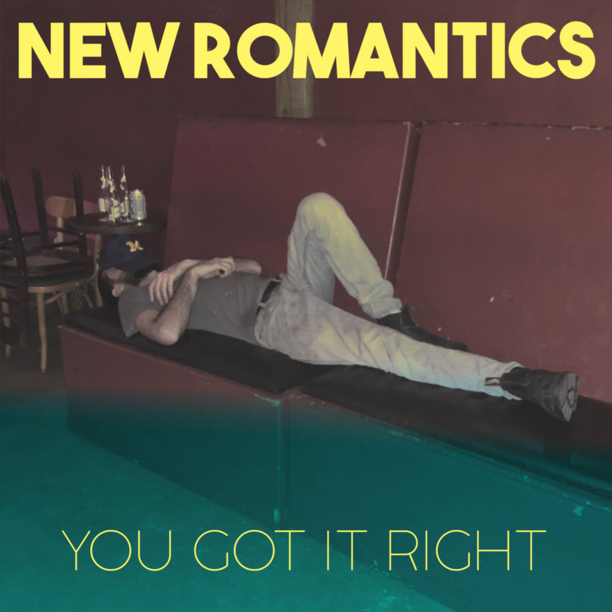 Electro News @  – The New Romantics, The New Division, Nation of Language