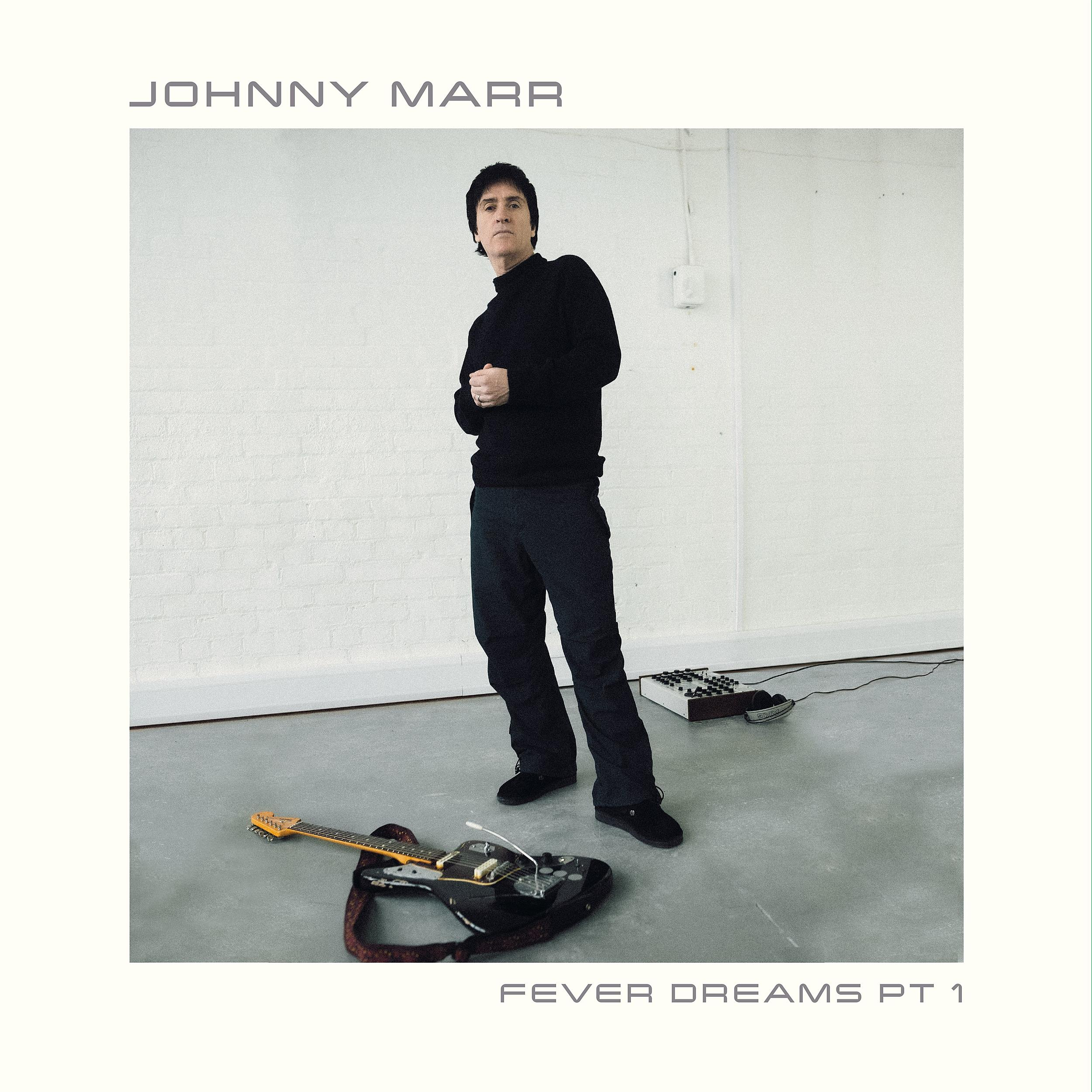 Single of the week – Johnny Marr – Spirit, Power And Soul