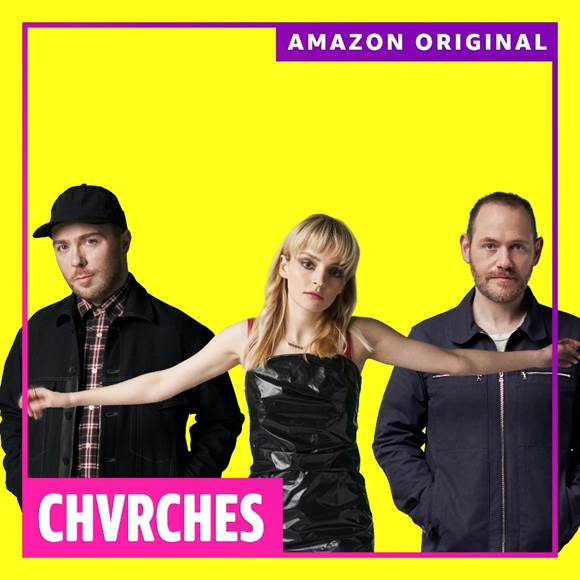 News – CHVRCHES – The Killing Moon – Echo & The Bunnymen cover