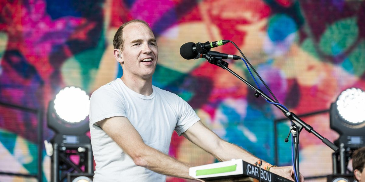 Electro News @ – CARIBOU – You Can Do It