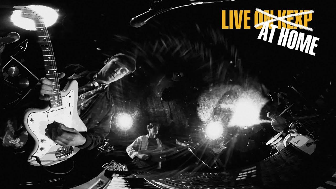 Le Live de la semaine – Squid – Live on KEXP at Home