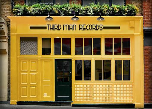 News – Ouverture d'une boutique Third Man Records en Europe