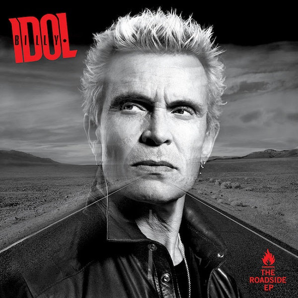 News – Billy Idol – The Roadside EP