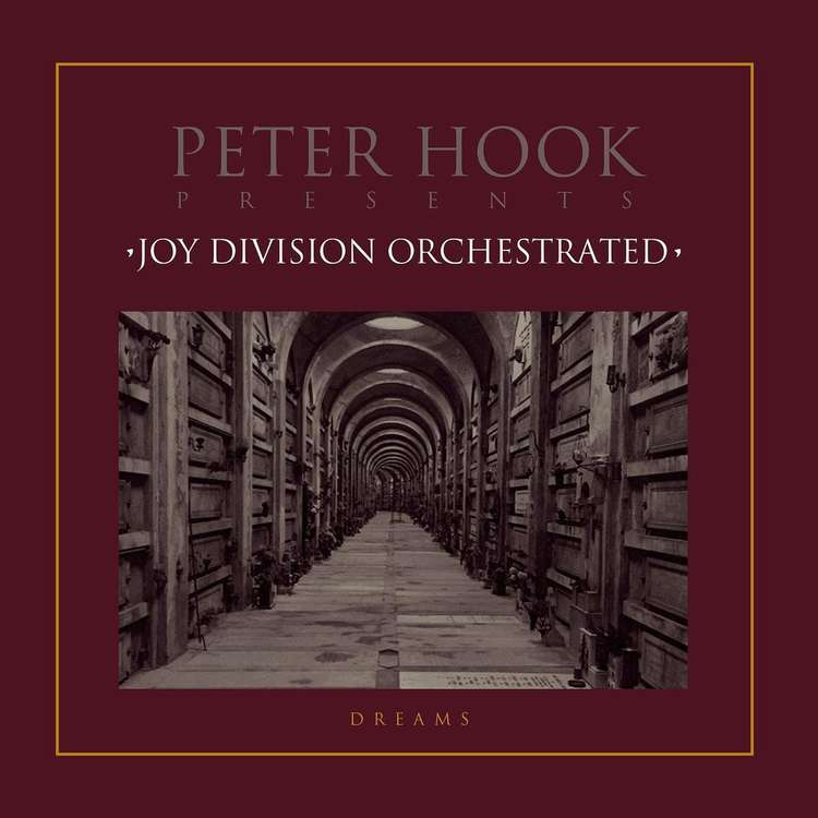 News – Peter Hook & Guests From Joy Division Orchestrated – Dreams EP