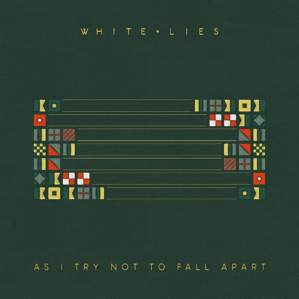 News – White Lies  – As I Try Not To Fall Apart