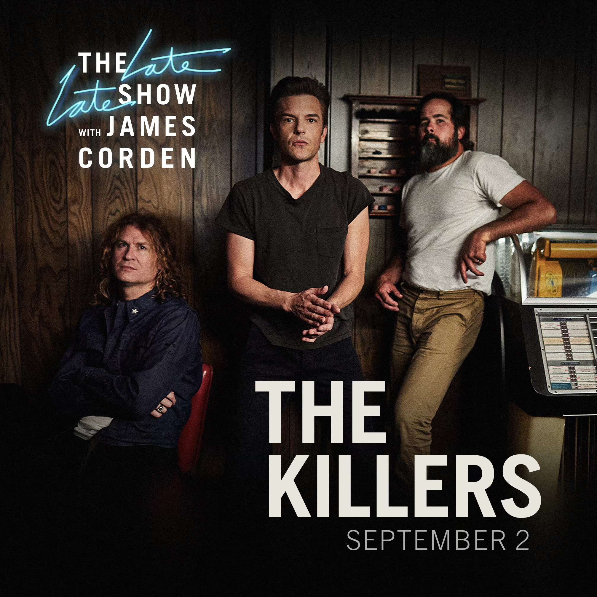 Le Live de la semaine – The Killers – In Another Life – The Late Late Show