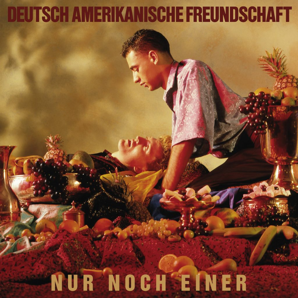 Electro News@ – Deutsch Amerikanische Freundschaft (DAF) – Nur Noch Einer