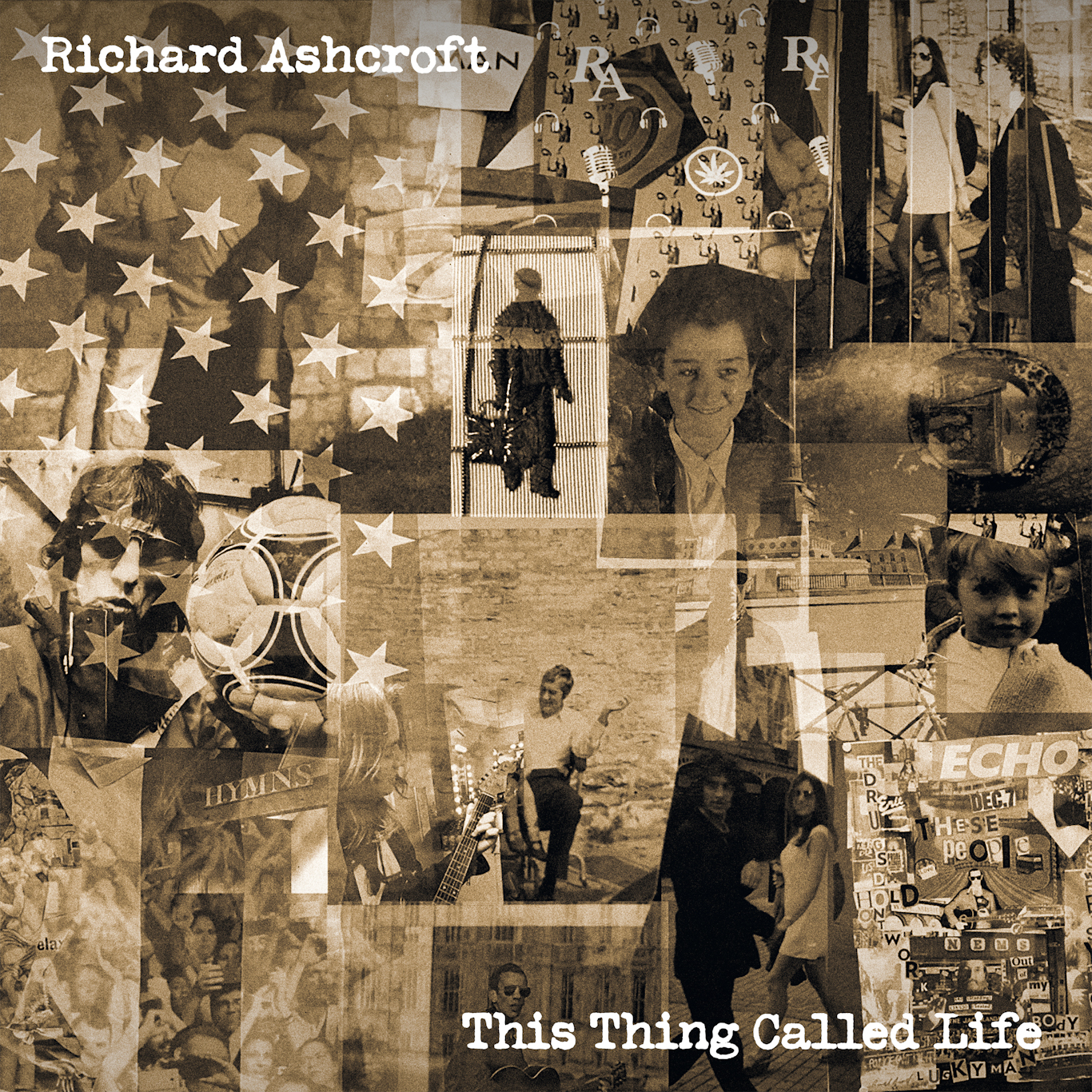 News – Richard Ashcroft – This Thing Called Life