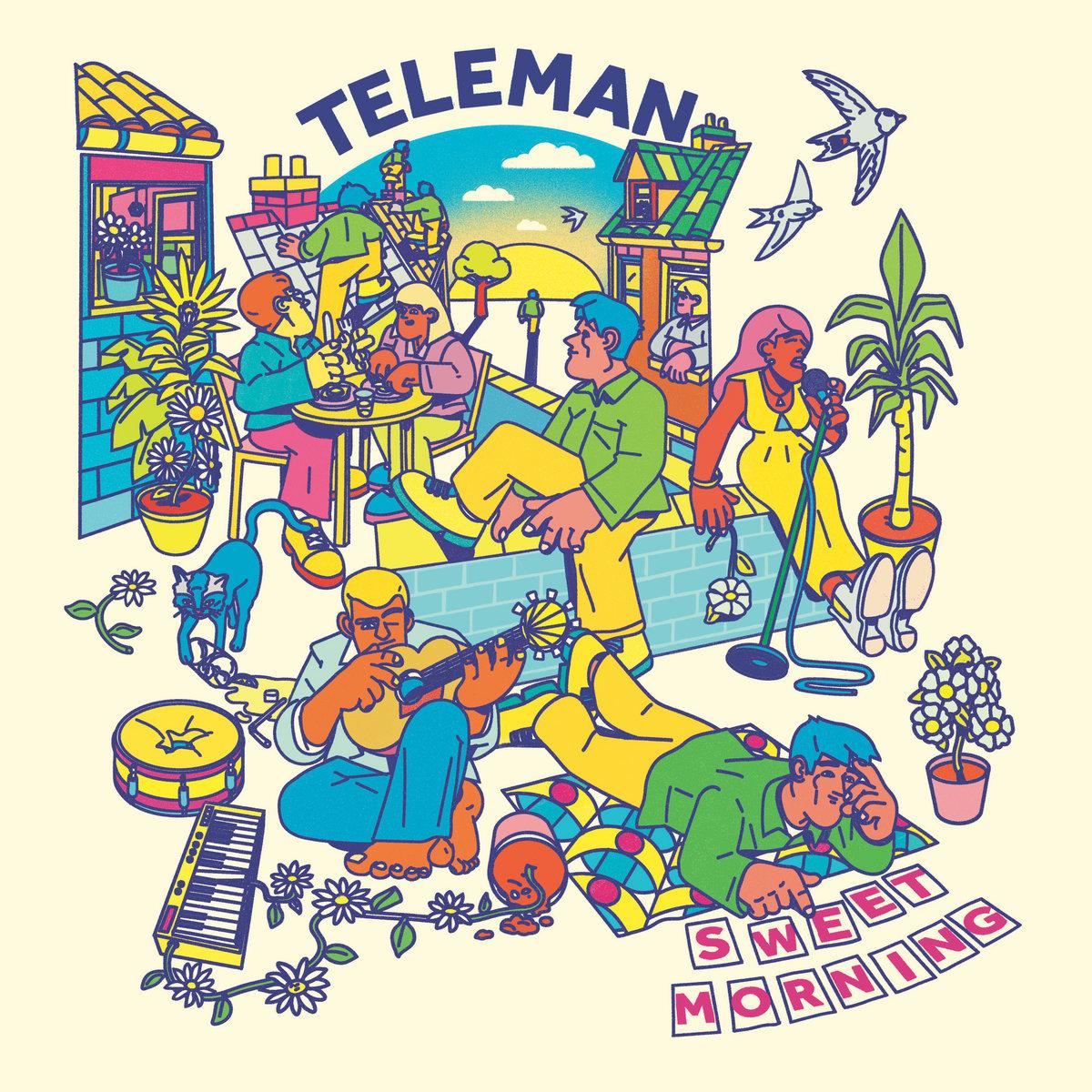 News – Teleman – Sweet Morning EP